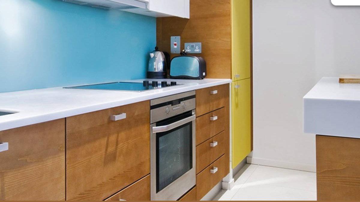 Soluzioni per proteggere la tua cucina aurora color edilizia leggera - Vernici lavabili per cucina ...
